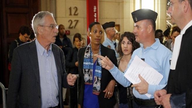 Alain et Dafroza Gauthier/photo Jeune Afrique